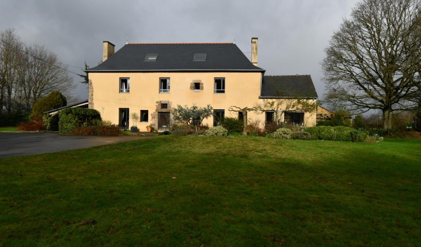 Maison Romillé