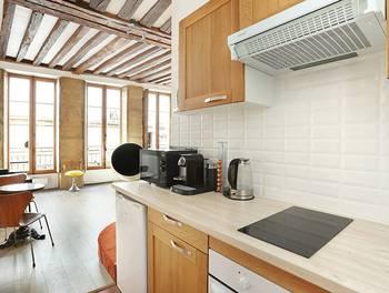 Appartement meublé 2 pièces 34,66 m2