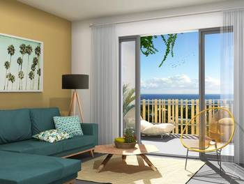 Appartement 3 pièces 59,6 m2