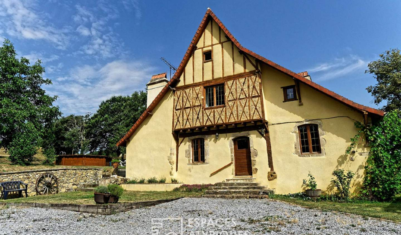 House Taron-Sadirac-Viellenave