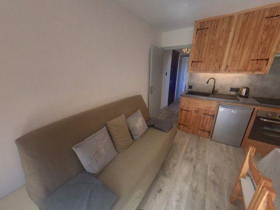 Vente appartement 2 pièces 25,53 m2