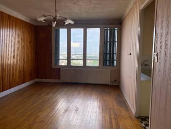 Appartement 3 pièces 58,54 m2
