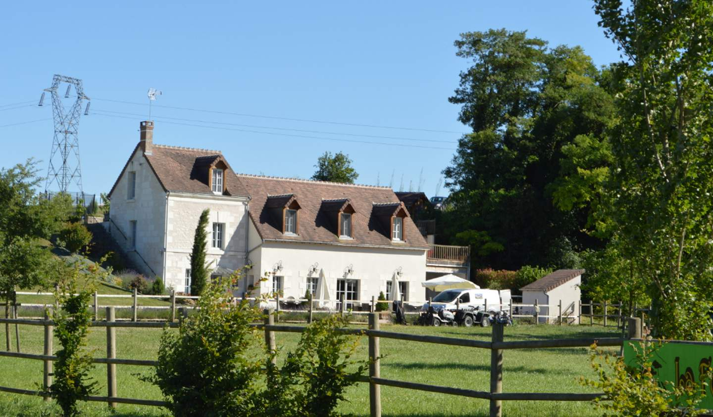 House Chateauvieux