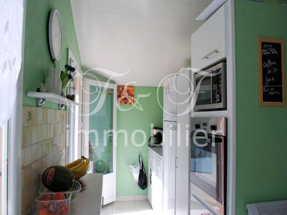 Vente villa 72 m2