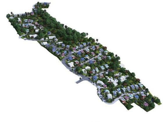 Vente terrain à bâtir 359 m2