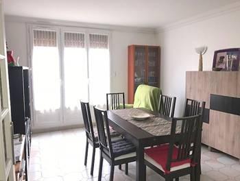 Appartement 3 pièces 56,37 m2