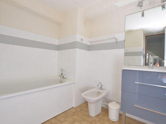 Vente duplex 2 pièces 45,85 m2