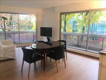 Appartement meublé 2 pièces 50,5 m2