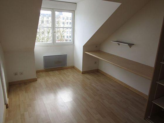 Location studio 20,28 m2