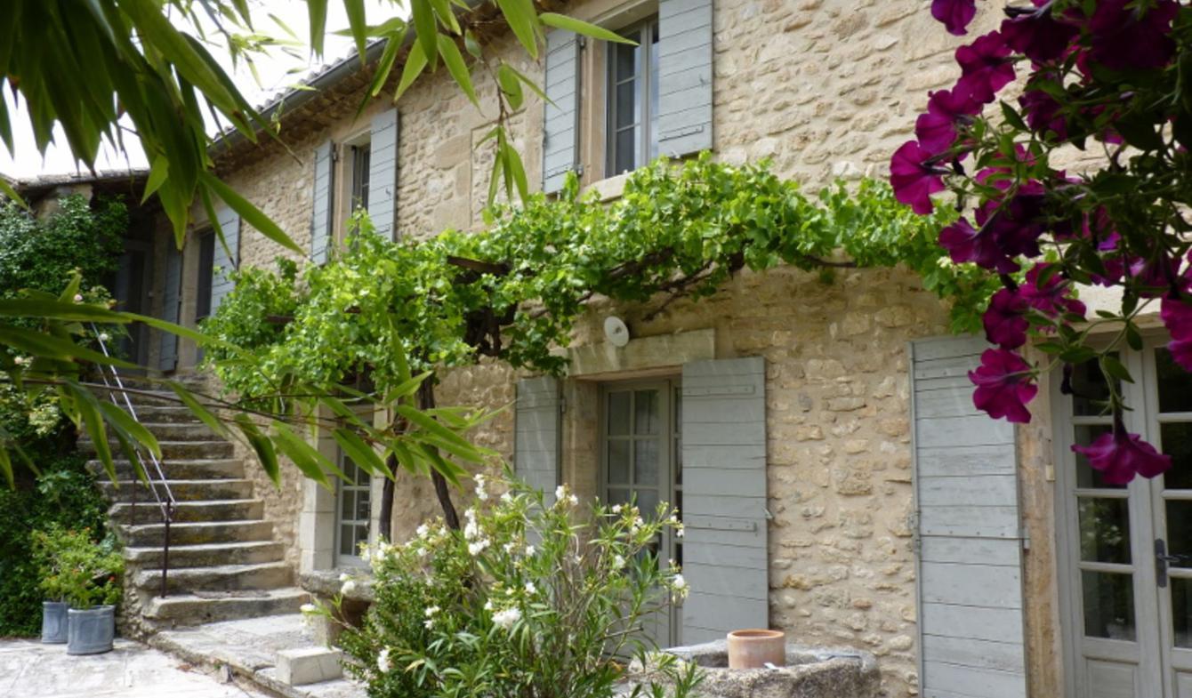 Propriété avec piscine et jardin Cabrières-d'Avignon