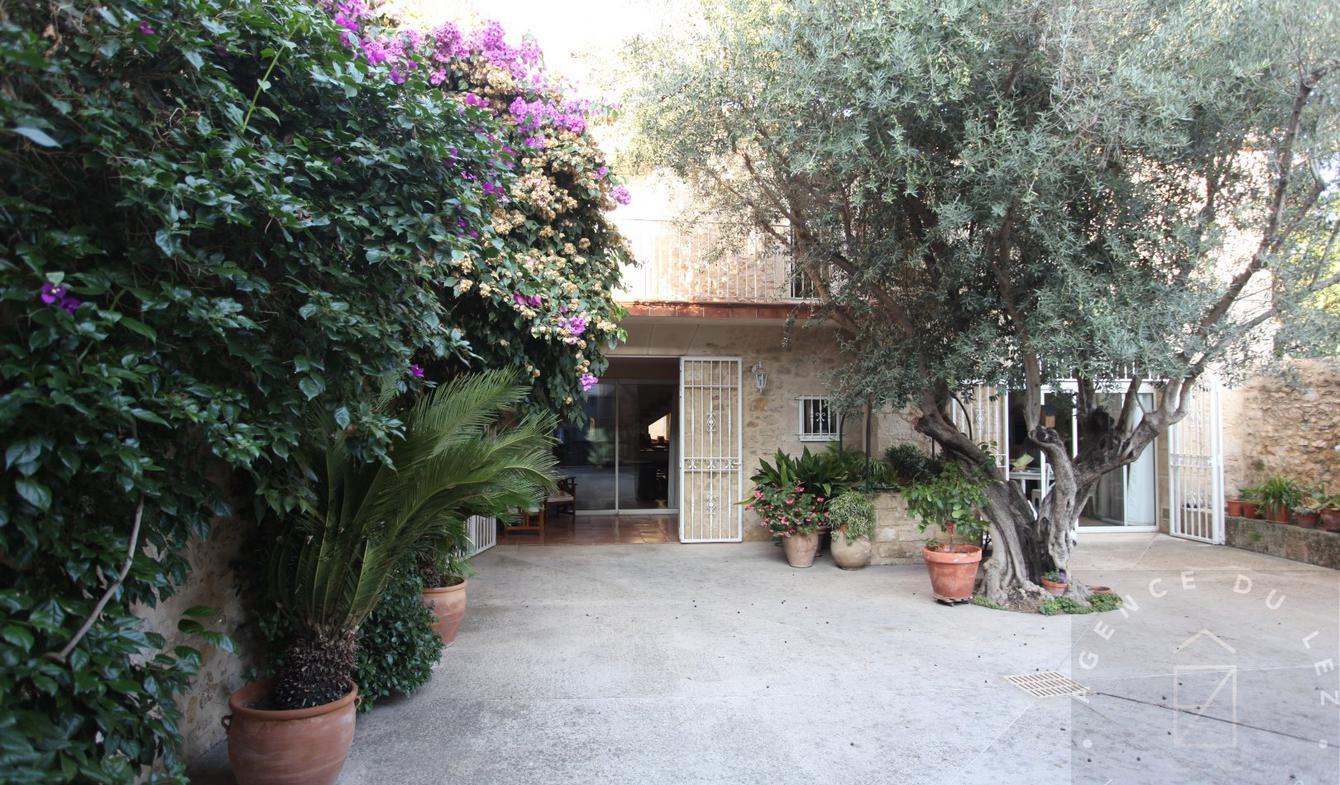 Maison avec terrasse Poussan