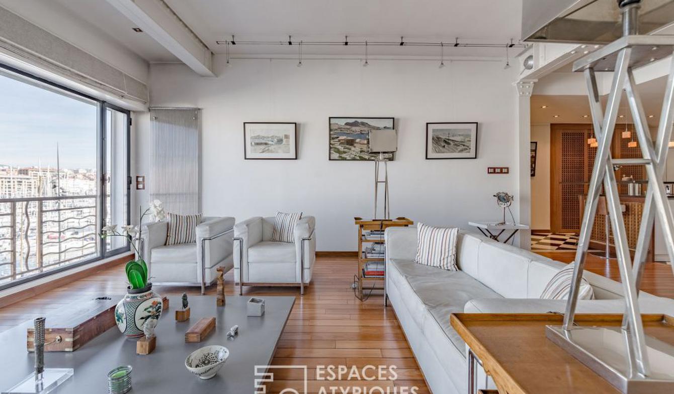 Appartement avec terrasse Marseille 7ème