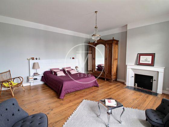 Vente manoir 11 pièces 340 m2