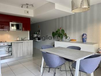 Appartement 2 pièces 50,84 m2
