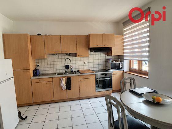 Location appartement 3 pièces 70,55 m2