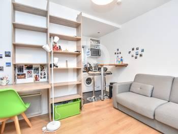 Studio meublé 14,84 m2