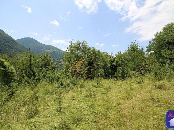 Vente terrain 1239 m2