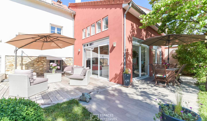 Maison avec terrasse Sannois