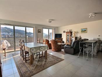 Appartement 4 pièces 92,55 m2