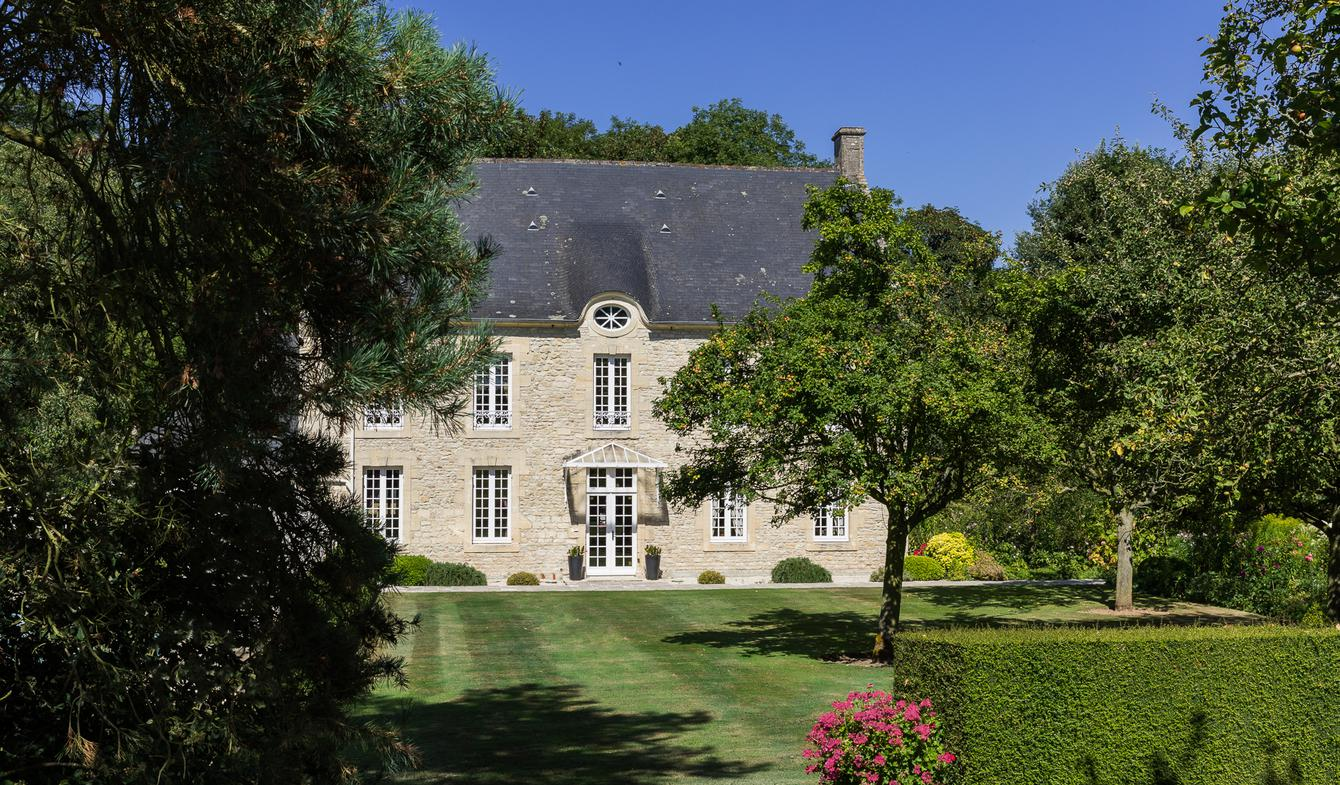 Property with pool and garden Bayeux
