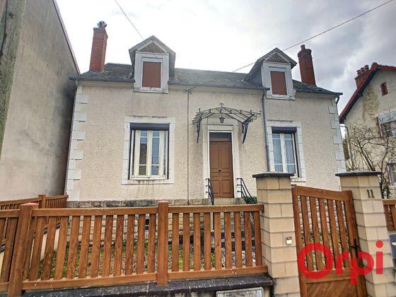 Vente maison 3 pièces 109 m2