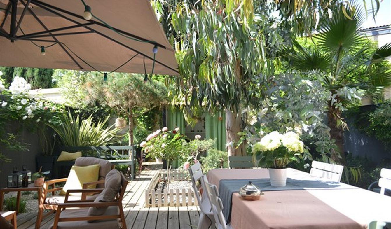 Maison avec piscine et terrasse Bordeaux