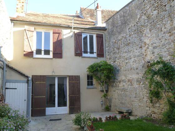 Vente maison 4 pièces 88,7 m2