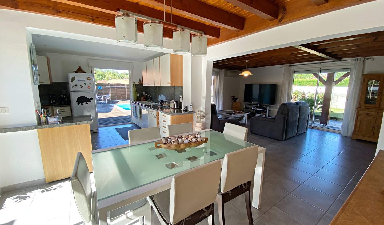 Maison avec piscine Mios