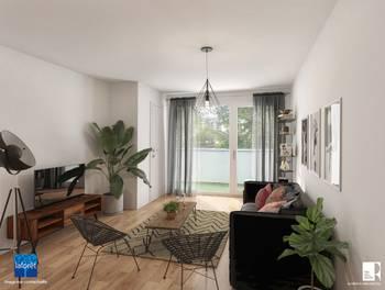 Appartement 3 pièces 62,46 m2