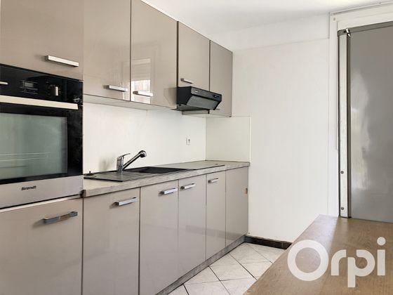 Vente appartement 3 pièces 63,1 m2