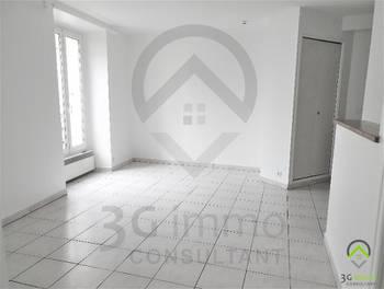 Appartement 3 pièces 42,45 m2