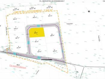 Terrain 397 m2