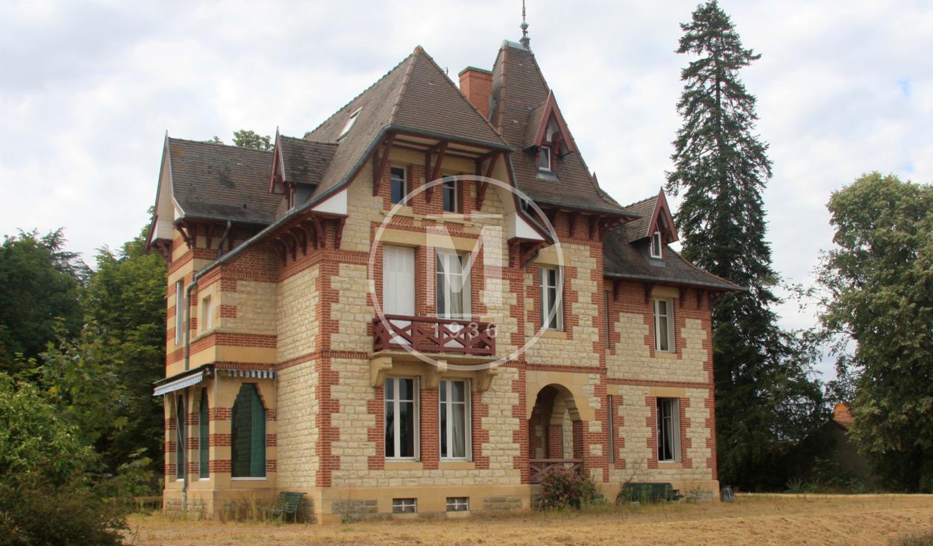 Maison avec terrasse Digoin