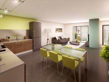 Appartement 3 pièces 66,37 m2