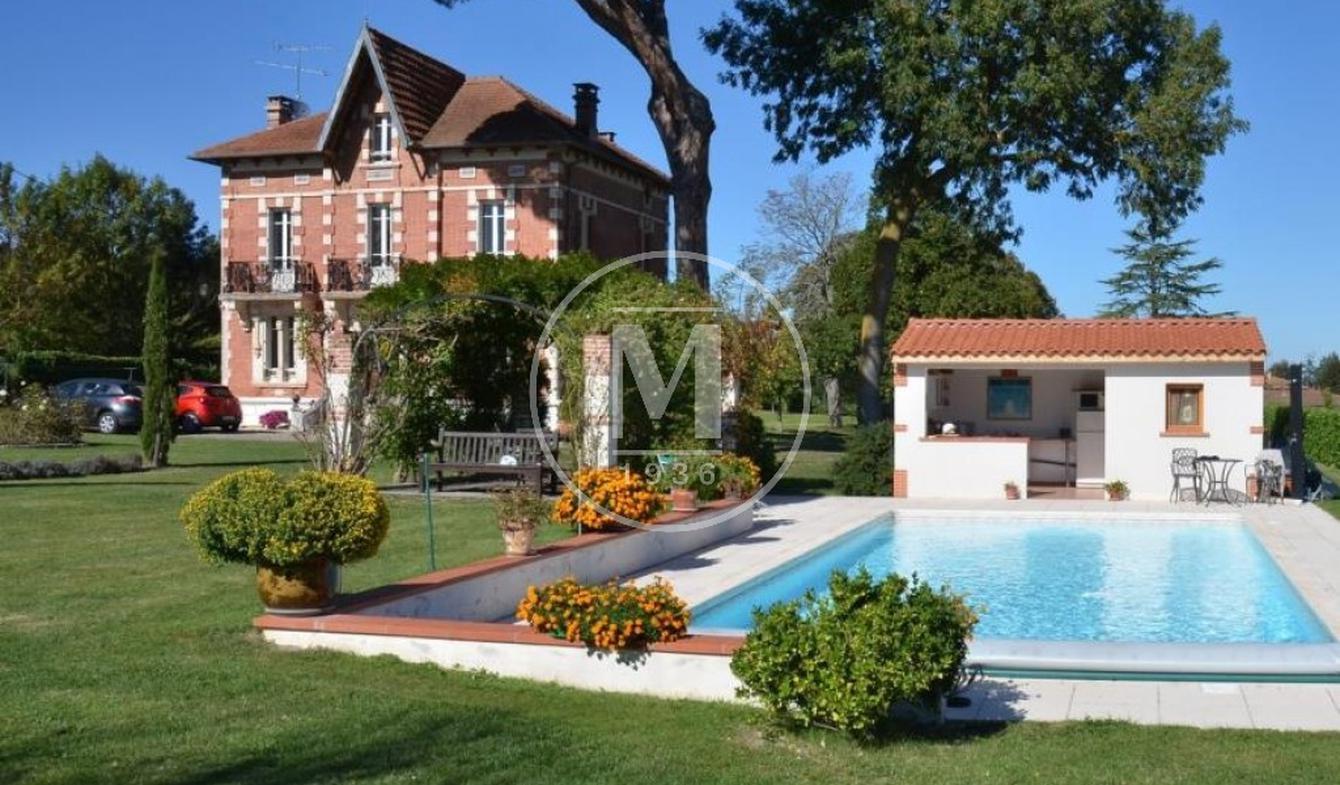 Maison avec piscine Saverdun