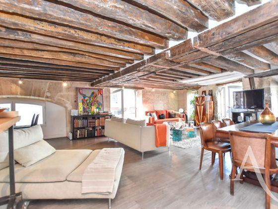 Vente appartement 3 pièces 80,5 m2