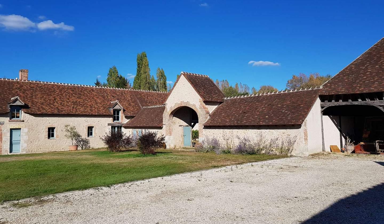 Propriété avec jardin Sully-sur-Loire
