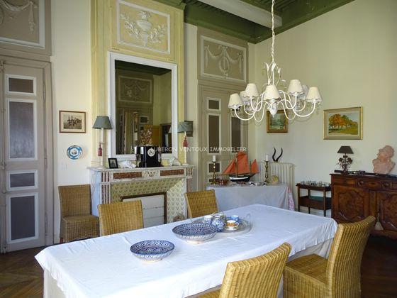 Vente appartement 7 pièces 216 m2