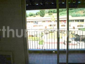 Duplex 2 pièces 31,54 m2