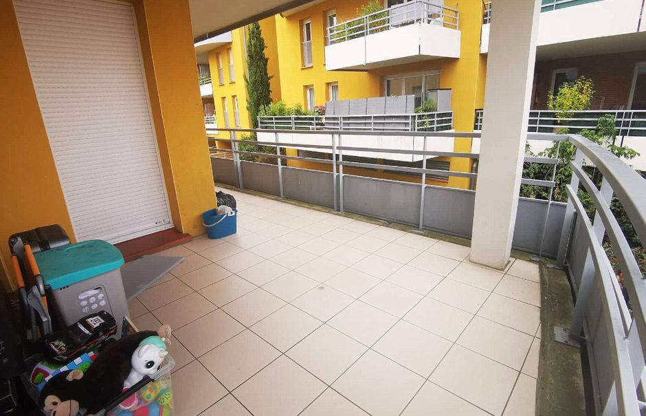 Vente appartement 4 pièces 70.08 m² à Aucamville (31140), 199 500 €