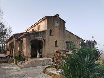 maison à Castagniers (06)