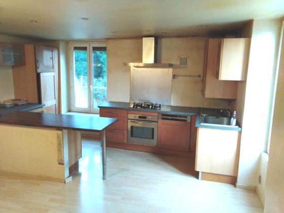 Vente appartement 3 pièces 53,52 m2