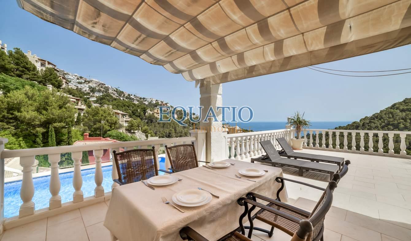 Villa avec piscine Altea Hills