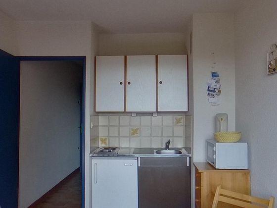 Vente studio 19,33 m2