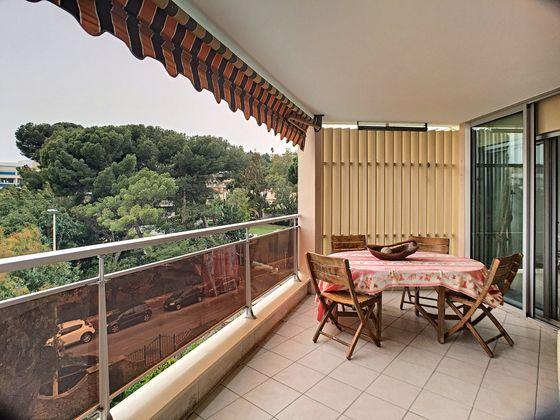 Vente appartement 2 pièces 56,03 m2
