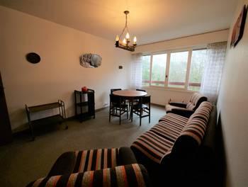 Appartement 2 pièces 34,11 m2