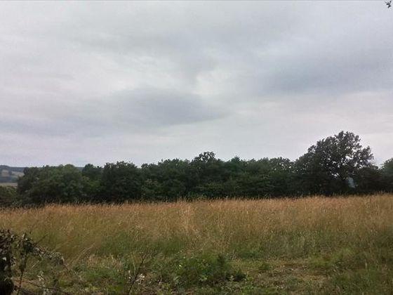 Vente terrain 1584 m2