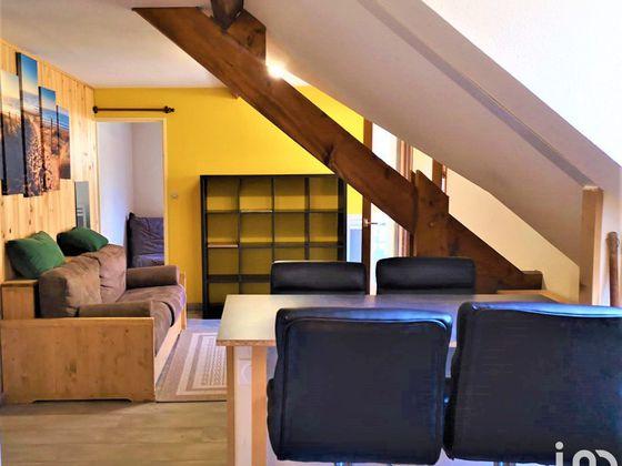 Vente appartement 2 pièces 29 m2