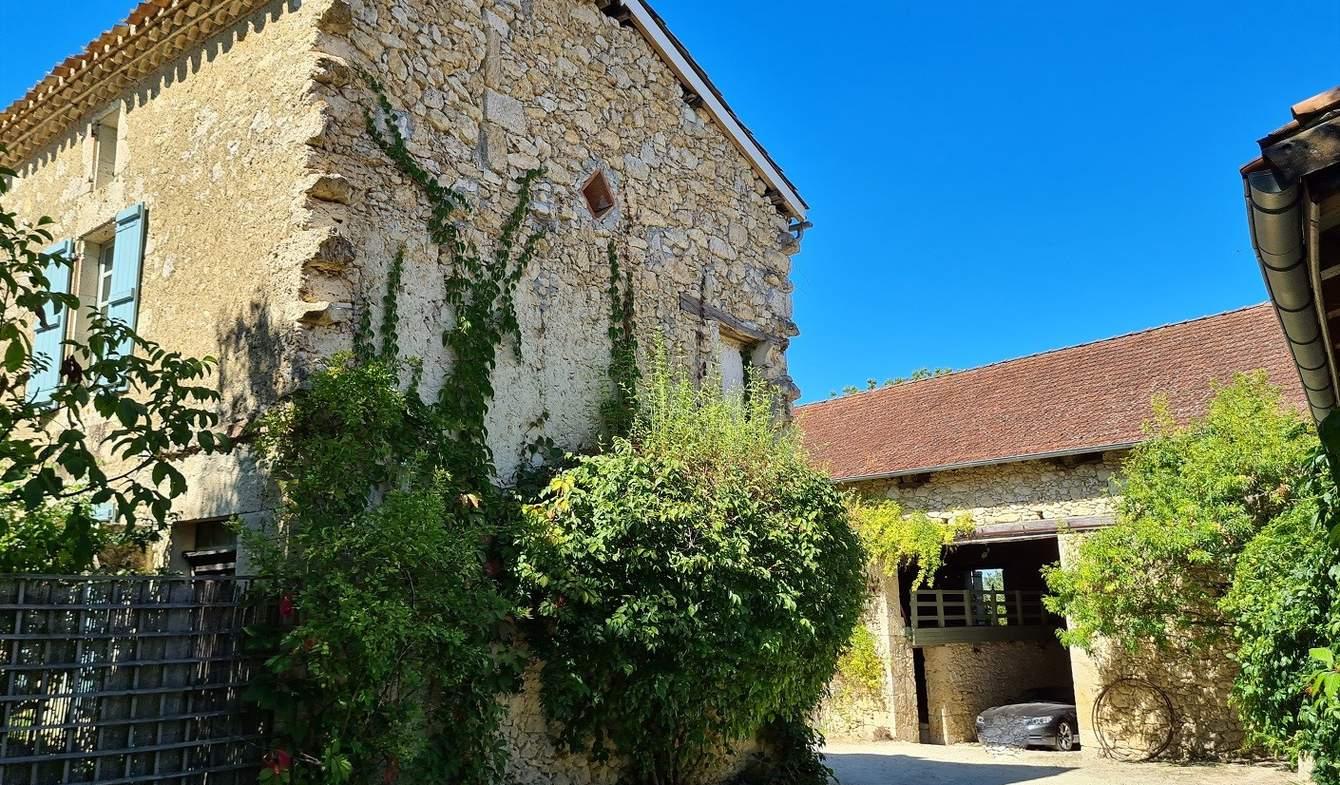 Maison avec piscine et terrasse Saint-Clar