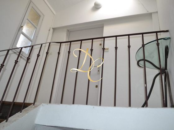 Vente studio 41 m2